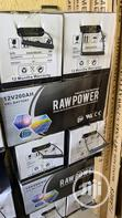 200ahs 12v RAW POWER Battery | Electrical Equipment for sale in Ojo, Lagos State, Nigeria