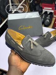 Clarks Suede Casual Dress Shoe   Shoes for sale in Lagos State, Lagos Island