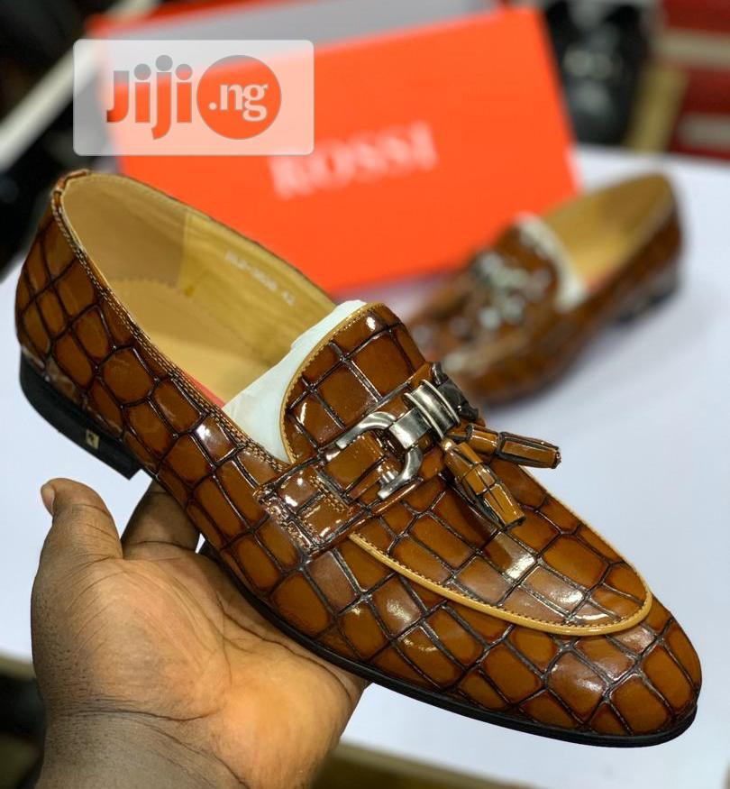 Cesare Paciotti and Rossi Leather Shoes | Shoes for sale in Lagos Island, Lagos State, Nigeria