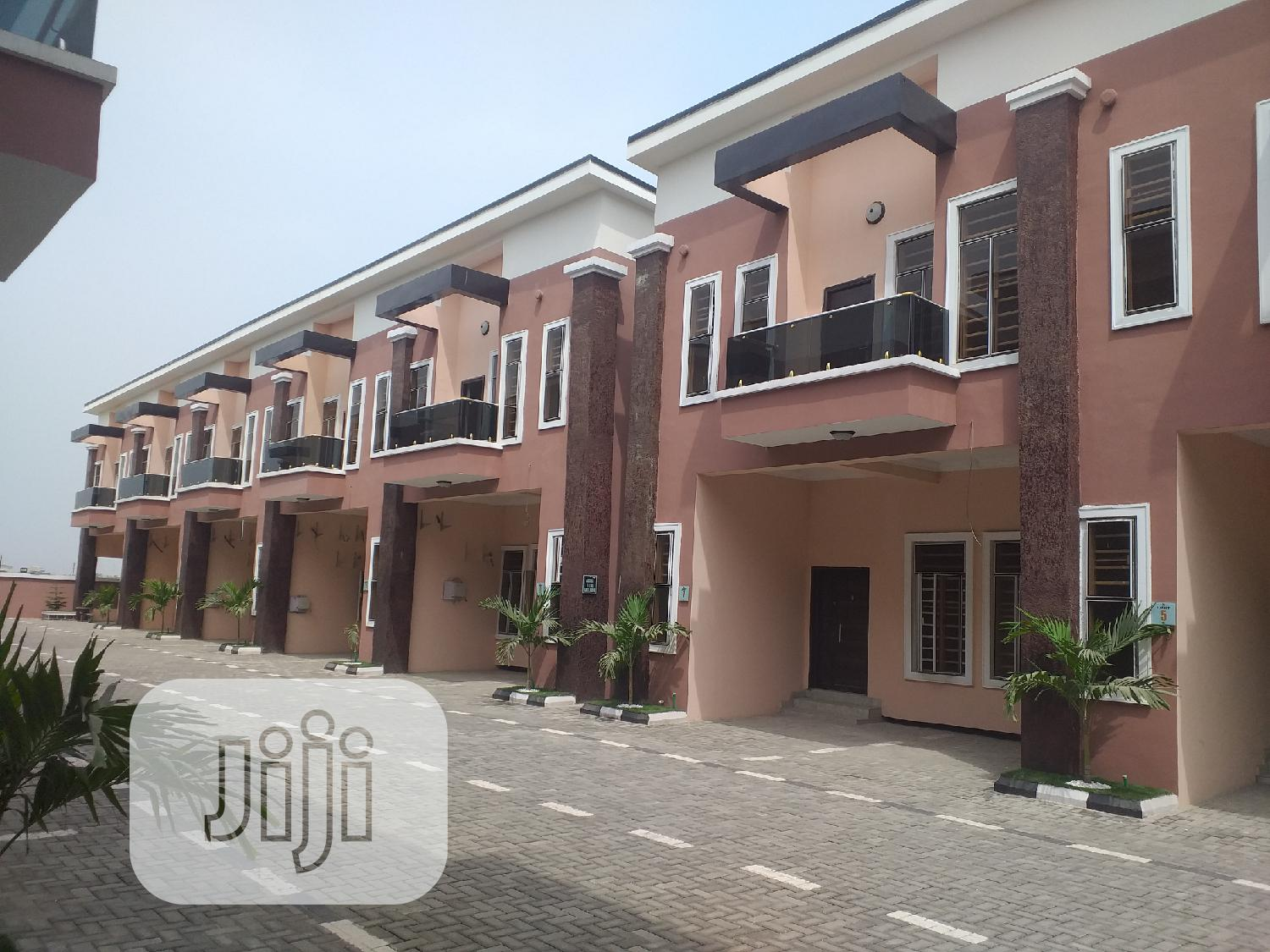 Brand New Elegantly Finished 4 Bedroom Terrace Duplex For Rent