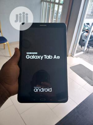 Samsung Galaxy Tab A 10.1 16 GB Black | Tablets for sale in Rivers State, Port-Harcourt