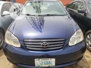 Toyota Corolla 2004 Blue | Cars for sale in Lagos State, Ikeja