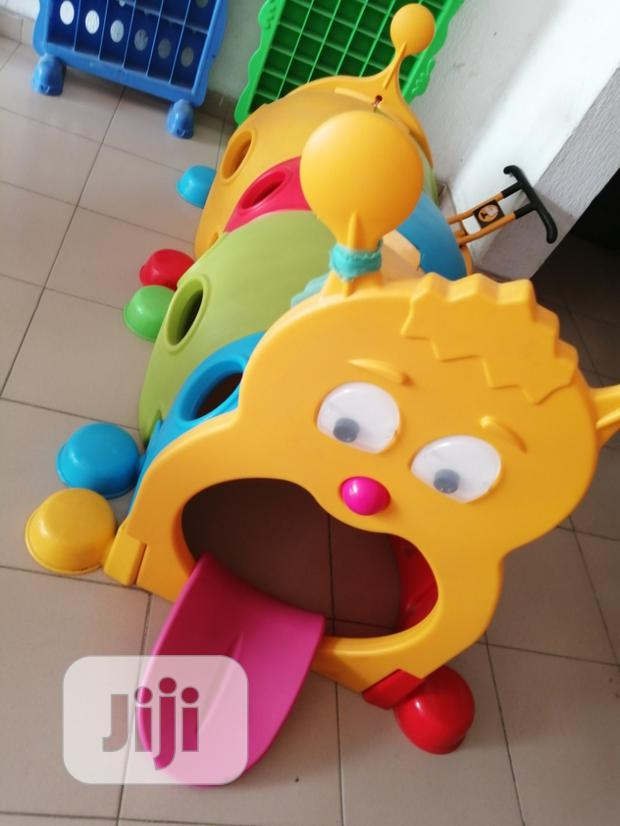 Toy Caterpillar Tunnel For Kids At Best Price