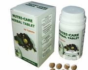 Defeat Diabetes With Nutri-Care Herbal Tablet | Vitamins & Supplements for sale in Kwara State, Pategi