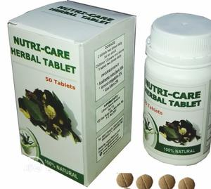 To Stop Diabetes Try Nutri-Care Herbal Tablet   Vitamins & Supplements for sale in Lagos State, Orile