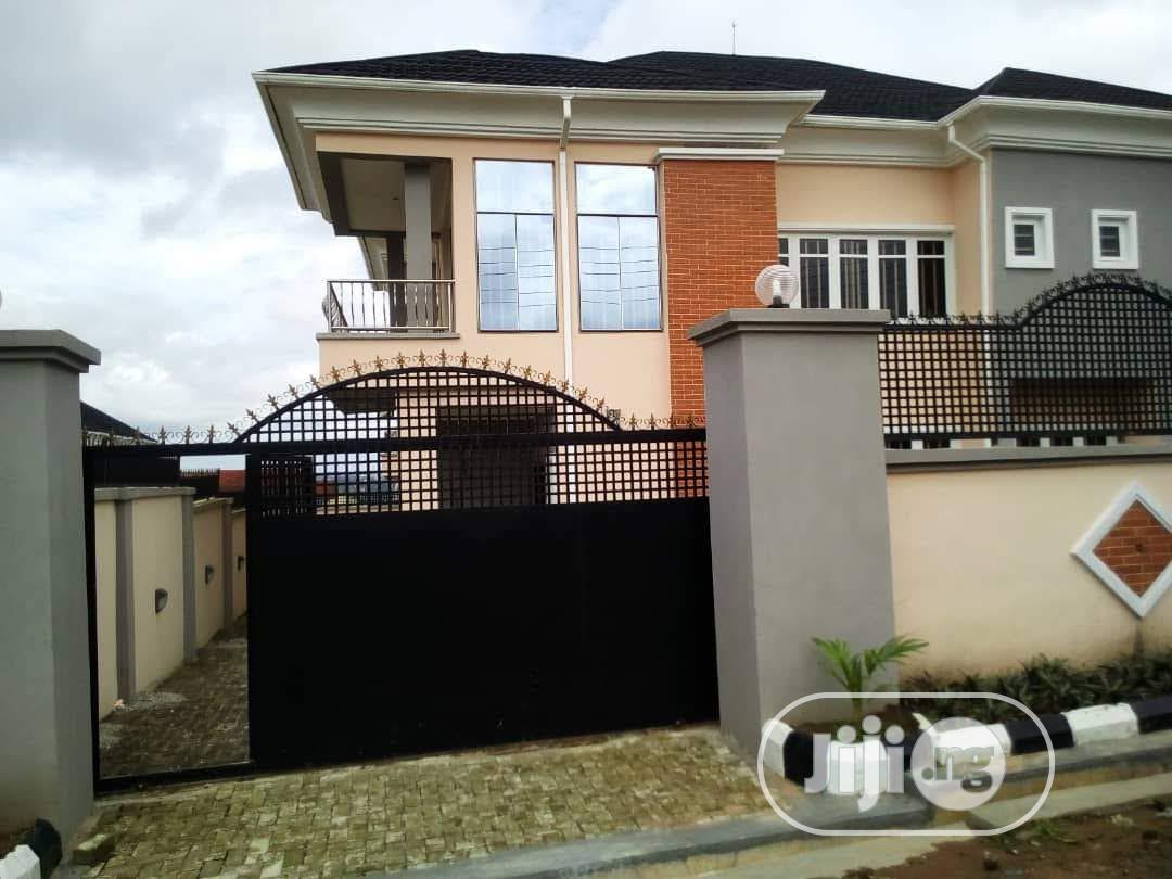 Newly Built 4 Bedroom Duplex At Alalubosa GRA Ibadan