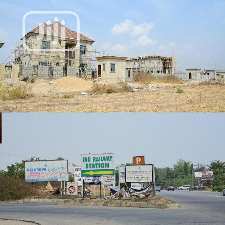 Plots Of Land In BROADVIEW ESTATE, Idu Station, Abuja