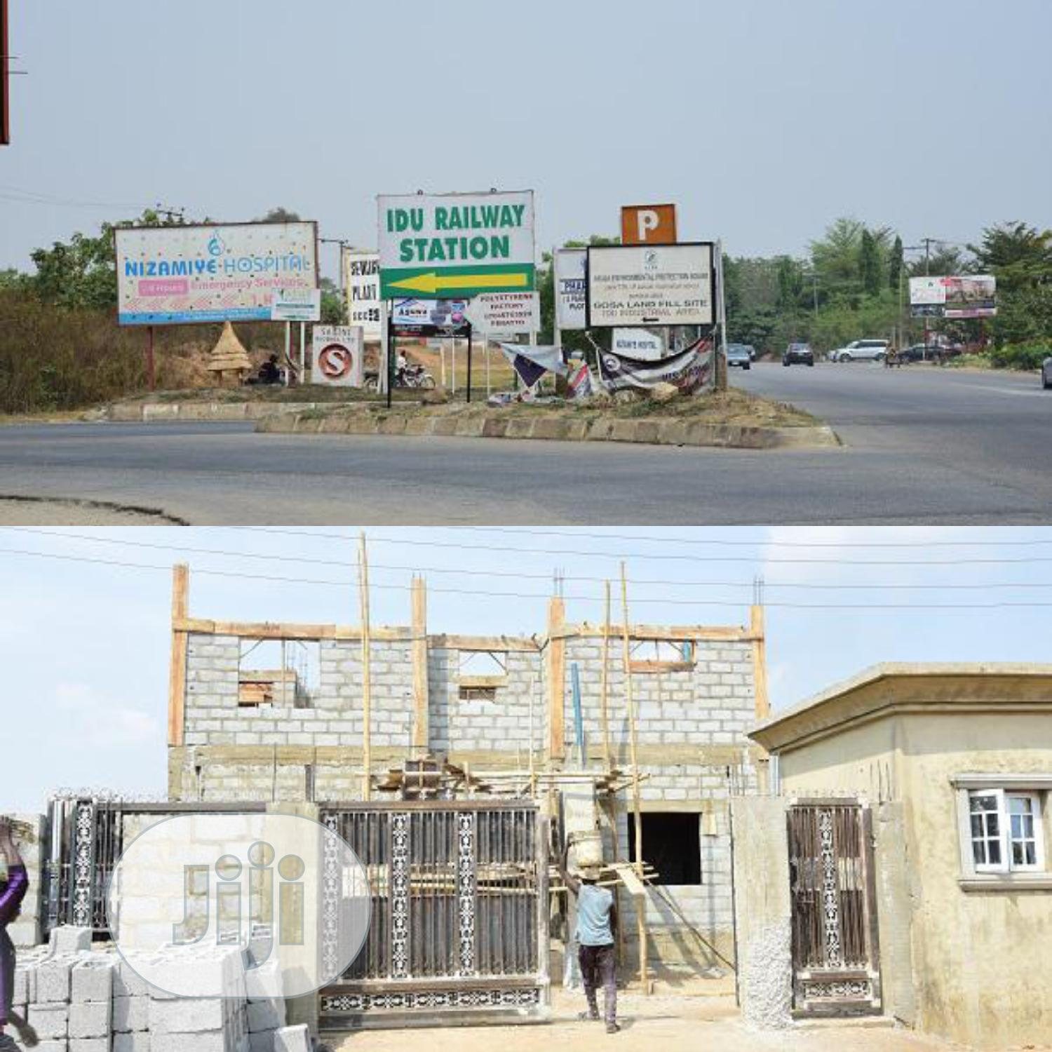 Plots Of Land In BROADVIEW ESTATE, Idu Station, Abuja   Land & Plots for Rent for sale in Idu Industrial, Abuja (FCT) State, Nigeria