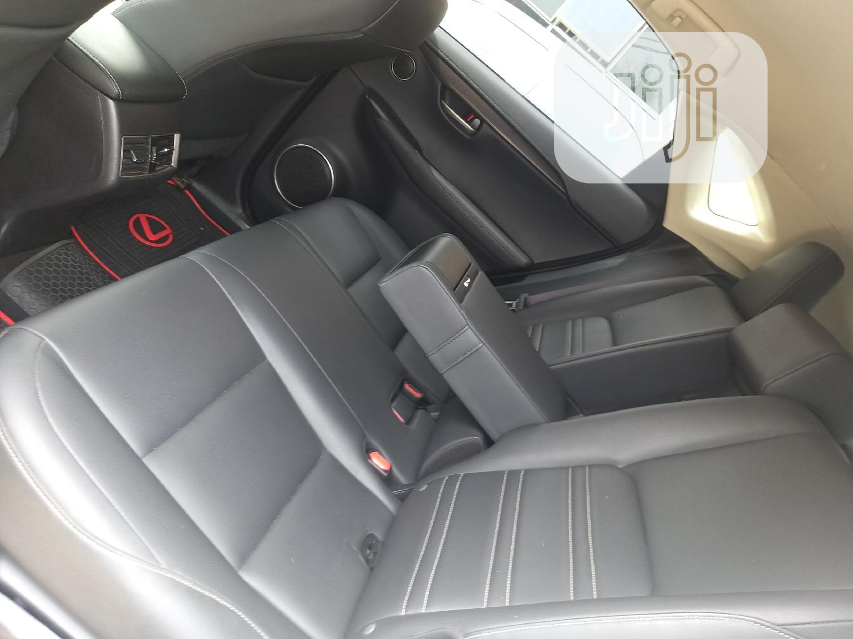 Archive: Lexus NX 200t 2016 White