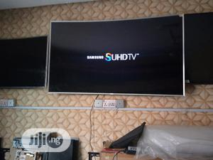 """65"""" Samsung Suhd Curve Tv With Camera. 
