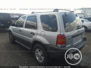 Ford Escape XLT 2004 Silver | Cars for sale in Lagos State, Ikeja