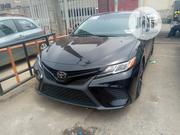 Toyota Camry 2018 Black   Cars for sale in Lagos State, Ojodu