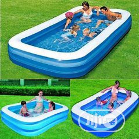 Used Mobile Inflatable Swimming Pool For Sale In Gwarinpa Sports Equipment Toyin Oke Jiji Ng
