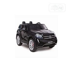 Black SUV Double Seat Rid on Toy Kid's Ride Car   Toys for sale in Lagos State, Lagos Island (Eko)