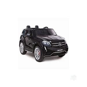 SUV Double Seat on Black Mercedes Benz Kid's Ride | Toys for sale in Lagos State, Lekki