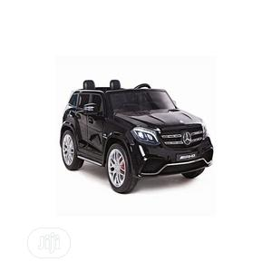 Black Mercedes Benz Double Seat SUV Kids Ride Toy | Toys for sale in Lagos State, Victoria Island