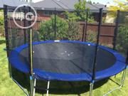 14 Ft Trampoline | Sports Equipment for sale in Lagos State, Ikeja
