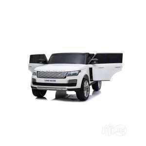 Licensed Range Rover Ride-On for Kids - White | Toys for sale in Lagos State, Ikeja