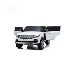 Range Rover Licensed Range Rover Ride-on For Kids - White | Toys for sale in Lagos State, Surulere