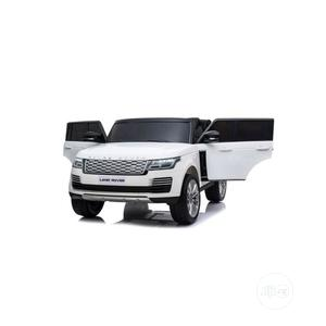 Licensed White Range Rover Ride-on Car | Toys for sale in Lagos State, Victoria Island