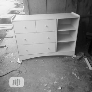 Brand New White Baby Cabinet | Children's Furniture for sale in Lagos State, Oshodi