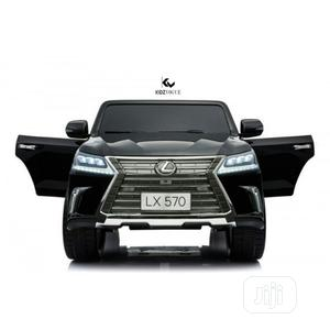 Black Lexus LX570 Double Seat Kid's Car   Toys for sale in Lagos State, Surulere