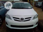 Toyota Corolla 2013 White | Cars for sale in Lagos State, Alimosho