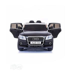 Battery Powered Double Door Two Seat Audi Kids Ride on Car   Toys for sale in Lagos State, Ikoyi