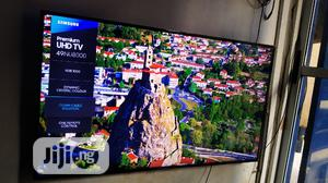 49 Inches Samsung Smart Premium UHD 4k HDR TV   TV & DVD Equipment for sale in Lagos State, Ojo
