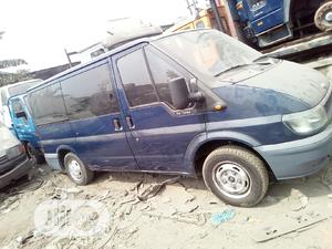 Ford Transit 2001 Manual Gear Is For Sale   Buses & Microbuses for sale in Lagos State, Mushin