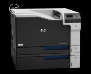HP 5525 A3 Colour Laserjet Printer   Printers & Scanners for sale in Lagos State, Ikeja