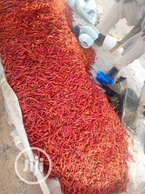 Bag Of Dried Pepper   Feeds, Supplements & Seeds for sale in Lagos State, Kosofe