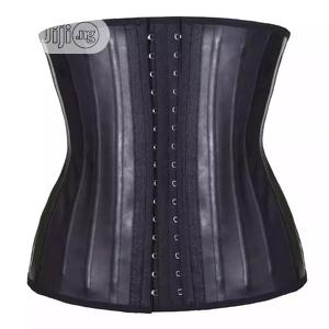 Latex Waist Trainer/ Cincher With 25 Steel Bones | Clothing Accessories for sale in Lagos State, Isolo
