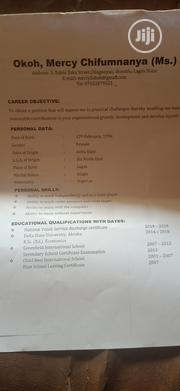 Accounting & Finance CV | Accounting & Finance CVs for sale in Lagos State, Ikorodu