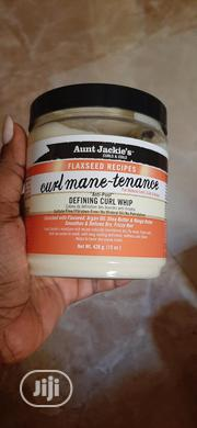 Aunt Jackie's Curl Mane-tenance Defining Curl Whip | Hair Beauty for sale in Enugu State, Enugu