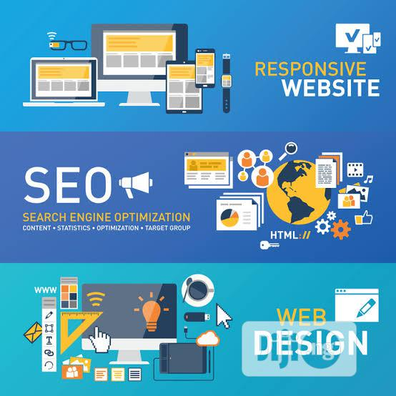 Let's Build A Standard Website For You With A Good Seo