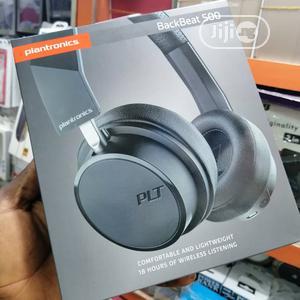 Plantronics Backbeat 500 Headset | Headphones for sale in Lagos State, Ikeja
