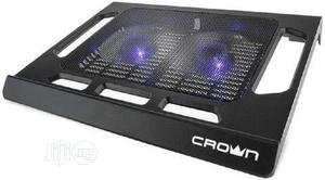 Crown Laptop Cooling Pad - CMLS-937 | Computer Accessories  for sale in Lagos State, Ikeja