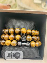 Tiger Eye Gemstone Bracelets | Jewelry for sale in Oyo State, Oluyole