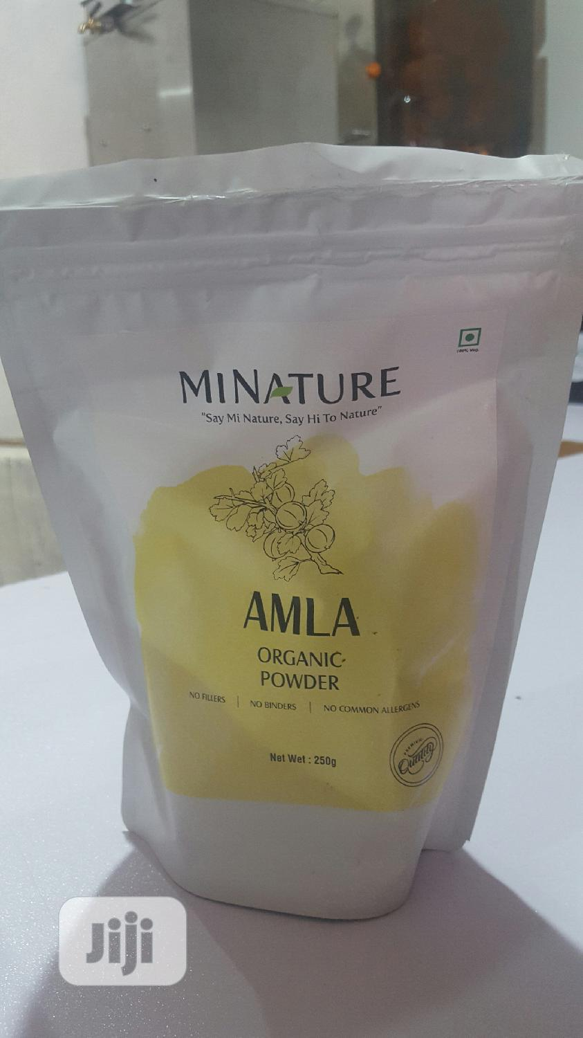 Amla Organic Powder | Feeds, Supplements & Seeds for sale in Lagos Island, Lagos State, Nigeria