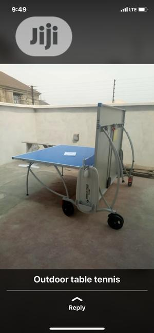 America Fitness Outdoor Table Tennis | Sports Equipment for sale in Lagos State, Ikeja