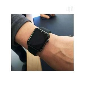 Smart Watch For Android Ios Heart Rate Blood Pressure Tracker Fitness | Smart Watches & Trackers for sale in Lagos State, Ikeja