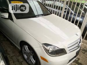 Mercedes-Benz C300 2012 White | Cars for sale in Lagos State, Ikeja
