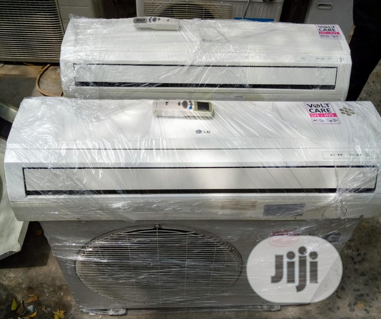 LG 1.5hp Air Conditioner | Home Appliances for sale in Lagos Island (Eko), Lagos State, Nigeria