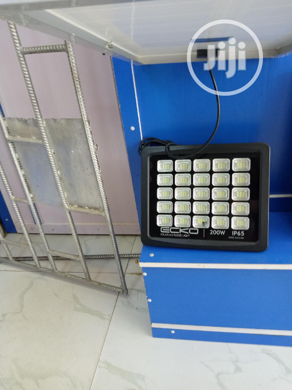200w Solar Flood Light | Solar Energy for sale in Ikeja, Lagos State, Nigeria
