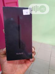 New Samsung Galaxy Note 10 256 GB Black | Mobile Phones for sale in Abuja (FCT) State, Wuse 2