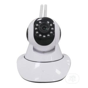 1080p Wireless IP CCTV Security Night Vision Camera (White)   Security & Surveillance for sale in Lagos State, Ojo