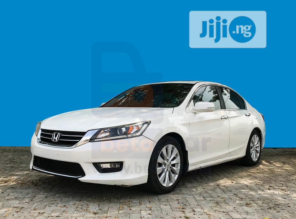 Honda Accord 2014 White