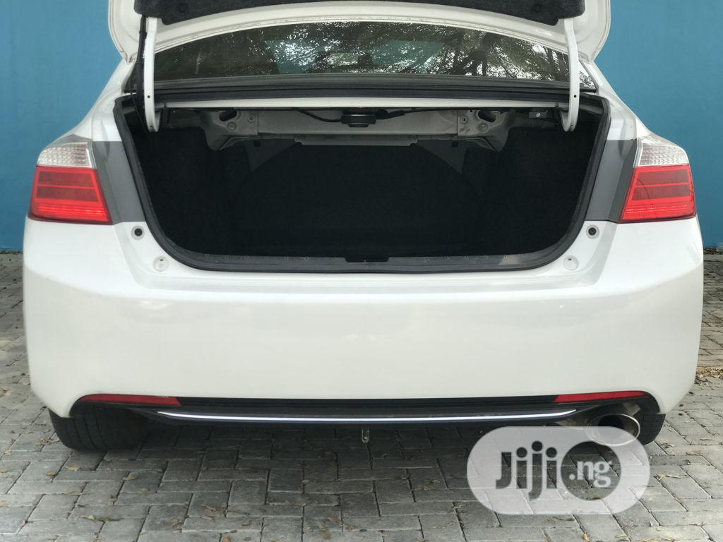 Honda Accord 2014 White | Cars for sale in Lekki Phase 1, Lagos State, Nigeria