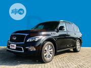 Infiniti QX 2015 Black | Cars for sale in Lagos State, Lekki Phase 1
